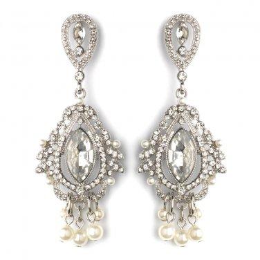 Bridal Wedding Earrings 2376