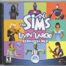The Sims Livin' Large Expansion Pack PC