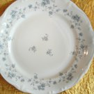 Johann Haviland Blue Garland Design Dinner Plate 10 Inches