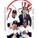 NEW YORK YANKEES- BILLY MARTIN-THURMAN MUNSON-STEINBR.