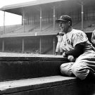 NEW YORK YANKEES- LOU GEHRIG ENDS 2,130 GAME STREAK.