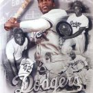 BROOKLYN DODGERS- JACKIE ROBINSON COLOR COLLAGE