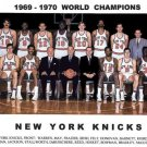 NEW YORK KNICKS - 1969-70 WORLD CHAMPIONS COLOR