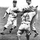 BROOKLYN DODGERS- DON HOAK,JOHNNY PODRES,ROY CAMPANELLA
