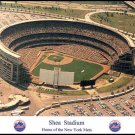 NEW YORK METS- SHEA STADIUM - AERIAL VIEW COLOR