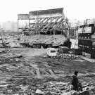 BROOKLYN DODGERS- EBBETS FIELD DEMOLISHED
