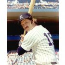 NEW YORK YANKEES-THURMAN MUNSON UP CLOSE