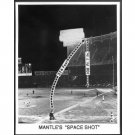 NEW YORK YANKEES- MICKEY MANTLE 'SPACE SHOT'