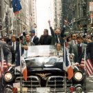 NEW YORK METS- 1986 CITY HALL PARADE- KOCH,CUOMO et.al.