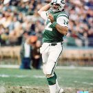 NEW YORK JETS- JOE NAMATH - SCREEN PASS - SHEA STADIUM