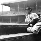 NY YANKEES-LOU GEHRIG ENDS 2,130 GAME STREAK 11x14 SIZE