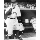 NEW YORK GIANTS- LEO DUROCHER AT THE POLO GROUNDS