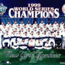 NEW YORK YANKEES 1999 WORLD CHAMPIONS