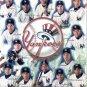 NEW YORK YANKEES 2001 AL CHAMPIONS COLLAGE