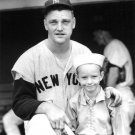 NEW YORK YANKEES- ROGER MARIS & ROGER Jr. - 1961