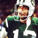 NEW YORK JETS- JOE NAMATH - CLOSE UP - SHEA STADIUM