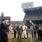 NEW YORK YANKEES- MICKEY MANTLE DAY - ROBERT KENNEDY