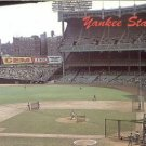 NY YANKEES- YANKEE STADIUM -1956 COLOR vs BALTIMORE