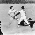 NEW YORK METS- PETE ROSE & BUD HARRELSON BRAWL- 11x14