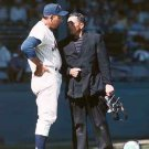 BROOKLYN DODGERS - NEW YORK METS - GIL HODGES JAWS UMP