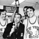 NEW YORK KNICKS - BRADLEY, DeBUSSCHERE, HOWARD COSELL