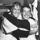 NEW YORK YANKEES- JOE DiMAGGIO'S LAST GAME- HANK BAUER
