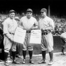 NEW YORK YANKEES- BABE RUTH & LOU GEHRIG 1928 AWARDS