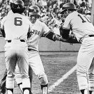 NEW YORK YANKEES- BUCKY DENT HOMER SHOCKS RED SOX!