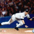NEW YORK YANKEES- DEREK JETER FIELDING GEM 2001 WS