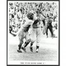 NEW YORK METS- NOLAN RYAN SAVES GAME 3