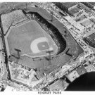 BOSTON RED SOX- FENWAY PARK 1950's AIREAL VIEW