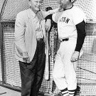 BOSTON RED SOX- TED WILLIAMS & TY COBB