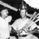 NEW YORK YANKEES- MICKEY MANTLE TRIPLE CROWN