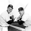 ST. LOUIS CARDINALS- STAN MUSIAL & MICKEY MANTLE 1952