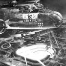 NEW YORK YANKEES- BRONX BOMBERS OVER YANKEE STADIUM!
