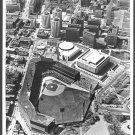 PITTSBURGH PIRATES-  FORBES FIELD AIREAL VIEW
