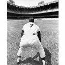 NEW YORK YANKEES- MICKEY MANTLE CENTERFIELD 11x14 SIZE