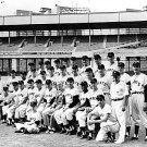 1957 NEW YORK GIANTS LAST TEAM PHOTO