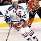 NEW YORK RANGERS - MARK MESSIER - COLOR #3