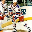 NEW YORK RANGERS - MARK MESSIER - COLOR #2