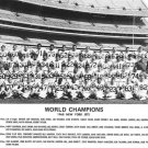 NEW YORK JETS- 1968 SUPER BOWL CHAMPIONS TEAM PHOTO