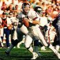 NEW YORK GIANTS- PHIL SIMMS -GAME ACTION COLOR #1