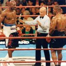 BOXING- MIKE TYSON - EVANDER HOLYFIELD - FIGHT#1 COLOR