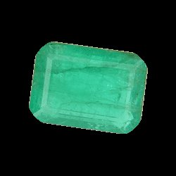 8.9X6.5 mm. Green Octagon SKU: G775595515