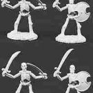 Reaper Miniatures #6001 Skeletons W/swords Army Pack