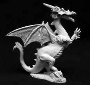 Reaper Miniatures #2017 Draco Rex Scorpius (OOP)