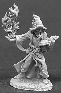 Reaper Miniatures #2007 Domur Hunters Moon (OOP)