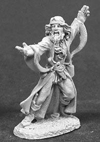 Reaper Miniatures #2009  Krupp the Heretic (OOP)
