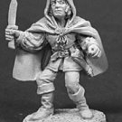 Reaper Miniatures #2022, Eli Quick Night (OOP)
