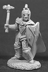 Reaper Miniatures #2023 Tolzar Righteous Arm (OOP)